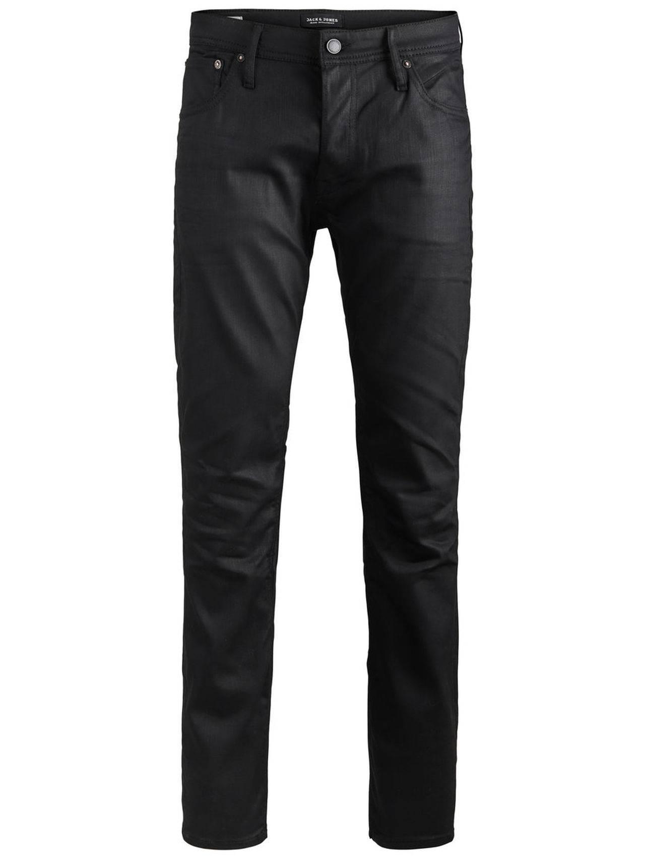 3f79fd1e Rea 40% | JACK & JONES Tim Original Jos 220 Slim Fit Jeans Men Black ...