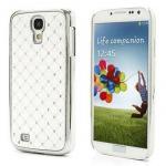 info for 8b5b8 24d8c Samsung Galaxy S4 I9500, I9505 Kimaltava Timanttinen Suojakuori - Valkoinen